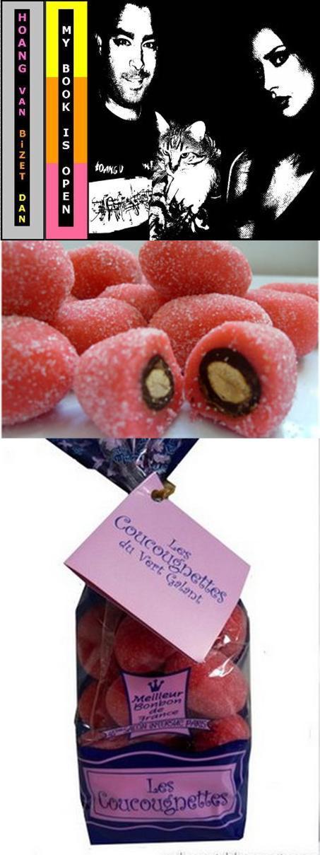 Les Meilleurs Bonbons de France - Les Coucougnettes du Vert Galant