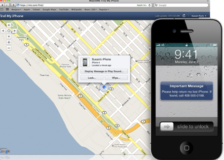 Localiser Un Iphone Perdu Gratuitement