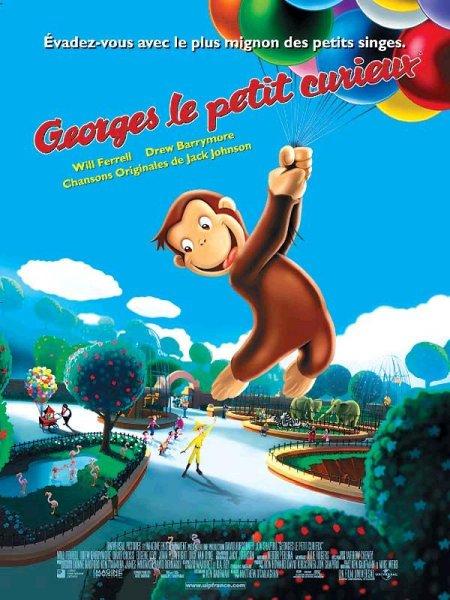[FS]Georges le petit curieux[DVDRiP-FR]
