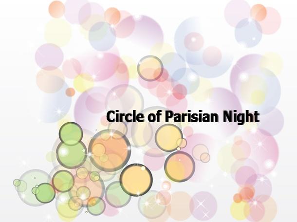 Circle of Parisian Night - #LiKePage #Facebook #FacebookPage #Fbpage #FBLIKE #addGroup #addFriends