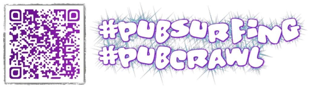 #PUBSURFING est devenu le meilleur #PUBCRAWL de PARIS