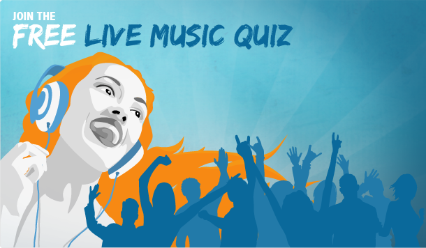 Free Live Music Quiz – Massive Music Quiz - Multiplayer Music Quiz