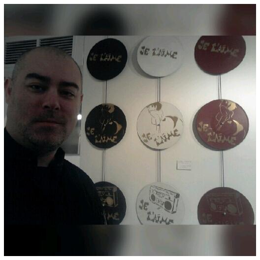 Dan Bizet Salon Expo KAPRICES D'ARTISTES Déc K15 Spécial à Sévigné